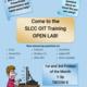 OIT Training - OPEN Lab