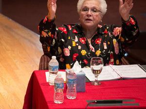Artist Recital Series Guest Master Class: Marilyn Horne, voice