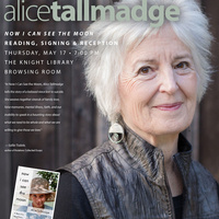 "Alice Tallmadge Book Launch for ""Now I Can See the Moon"""
