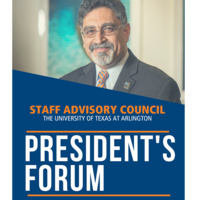 Open Forum Q&A with the President