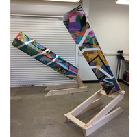 """""""Multiple Temporalities, Layered Histories: A Post-Sabbatical Solo Show by Steven Pearson"""""""