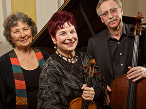 A New Year's Eve Celebration w/ The Florestan Trio