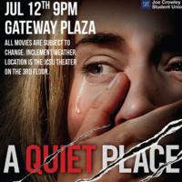Movie Series: A Quiet Place