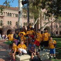 USC TROJAN KIDS CAMP