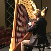 Young Artist's Harp Competition Winners Recital