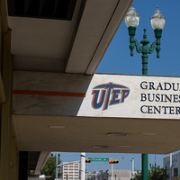 UTEP Graduate Business Center