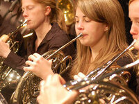CU Symphonic Band MOVED to D.W. Daniel High School