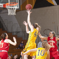 (Women's Basketball) Michigan Tech vs. TBD