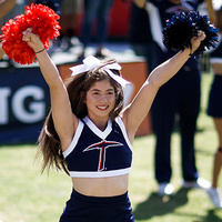 UTEP Cheerleaders to Host Spirit Night