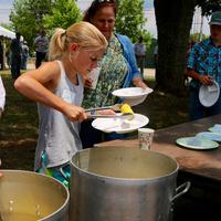 Farm Tour and Corn Boil