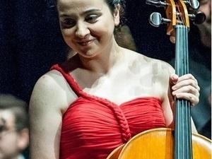 Shriver Hall Concerts Discovery Series - Mafalda Santos, cello