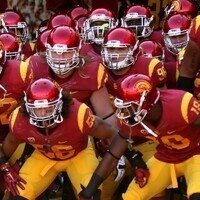 USC Football vs. Colorado