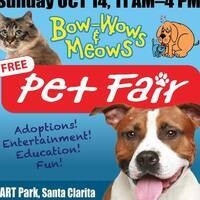 * 18th Annual Bow-Wows & Meows Pet Fair *