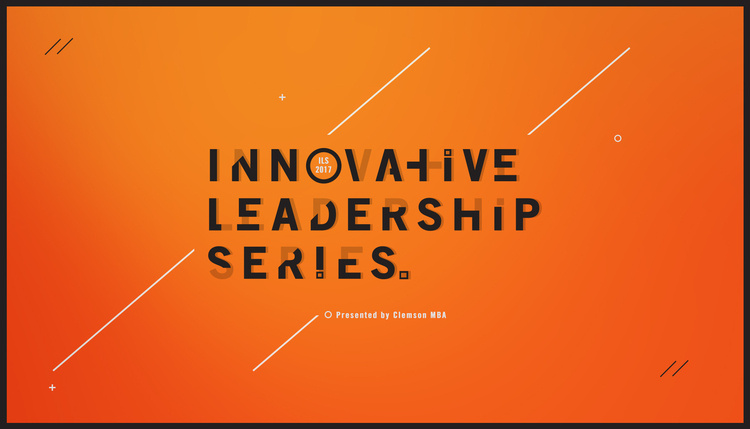 Innovative Leadership Series: Jonathan Parker