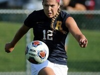 Women's Soccer vs. St. John Fisher College