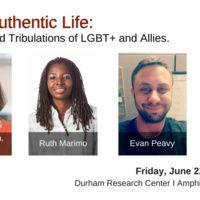 Schwartz Center Rounds: Living an Authentic Life: Triumphs and Tribulations of LGBTQ+ and Allies