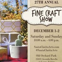 27th Annual Fine Craft Show