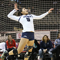 Missouri Baptist University Women's Volleyball vs Finals