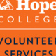 Volunteer Services Weekly