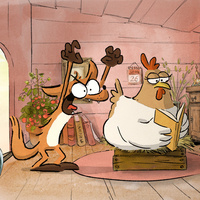 """LE GRAND MÉCHANT RENARD ET AUTRES CONTES"" (""The Big Bad Fox and Other Tales"")"