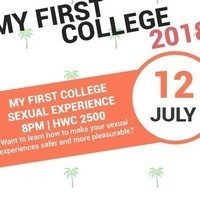 My First College Sexual Experience
