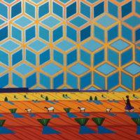 'Sky Dazzlers' Gallery Exhibition