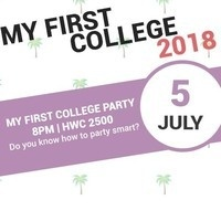 My First College Party