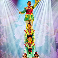 Arts on Stage Presents The Golden Dragon Acrobats (Wed 4/3)