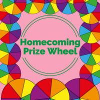 Homecoming Prize Wheel