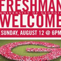 WelcomeUGA: Freshman Welcome