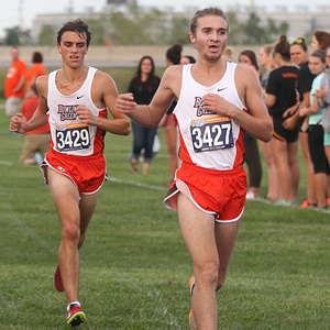 BGSU Men's Cross Country vs Toledo Rockets Invitational