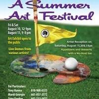 SCAA Summer Art Festival