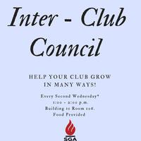 Inter - Club Council (ICC) Meeting