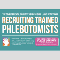 Recruiting Trained Phlebotomists