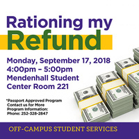 Rationing My Refund