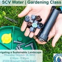 Irrigating A Sustainable Landscape