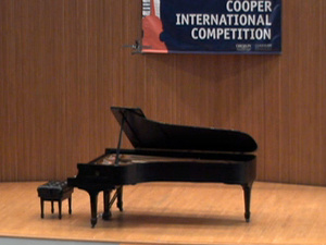 The Thomas & Evon Cooper International Piano Competition - Semifinals Round II