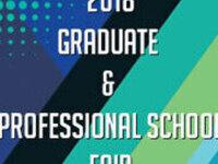 2018 Graduate & Professional School Fair