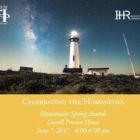 Celebrating Excellence in the Humanities: 2016-17 Spring Awards