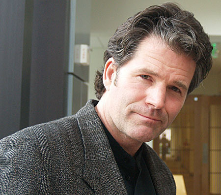 Fiction Forum: Andre Dubus III