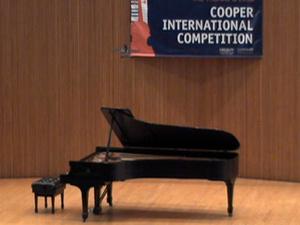 The Thomas & Evon Cooper International Piano Competition - Concerto Round