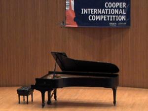 The Thomas & Evon Cooper International Piano Competition - Recital Finals Round