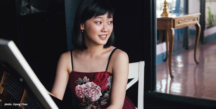 Tri-ART:  Fei Fei, piano