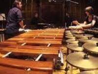 "Eastman Percussion Ensemble: Steve Reich's ""Drumming"""