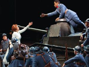 Met Opera: La Fille du Régiment