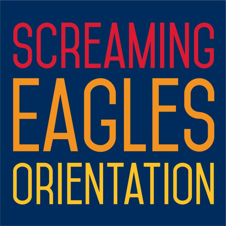 Screaming Eagles Orientation at University Center