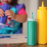Little Artist: Blow Paint Monsters
