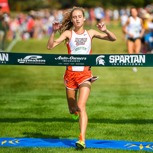 BGSU Women's Cross Country at NCAA Championships