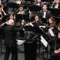 USC Thornton Wind Ensemble: Old & New