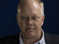 Writers LIVE: Chris Hedges, America: The Farewell Tour